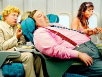How to survive airplane travel