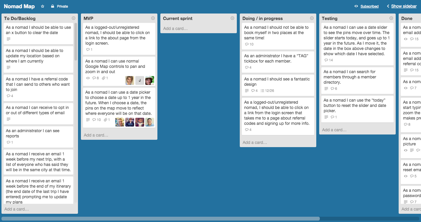 full-trello-board